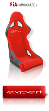 Expert - Sport Seats with FIA homologation