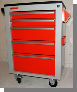 Dune-Technology D-T WWP1  Tool Trolley