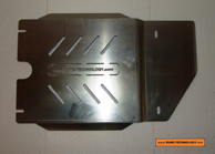 Dune-Technology Under Run Protection Shield / Skid Plate