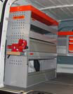 Flexi Service Van Solution from Dune-Technology